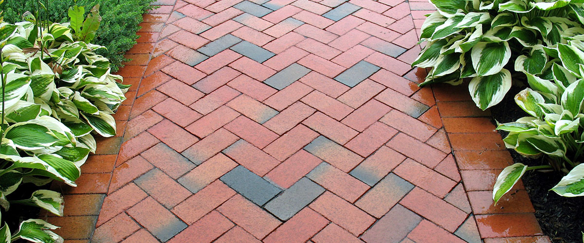 stone and brick pavers under the son florida paving